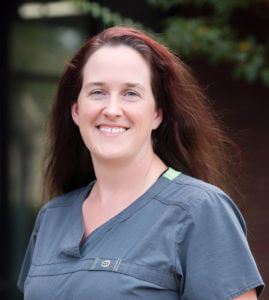 photo of Sally Hinson, Dental Assistant at the Carolina Center for Comprehensive Dentistry