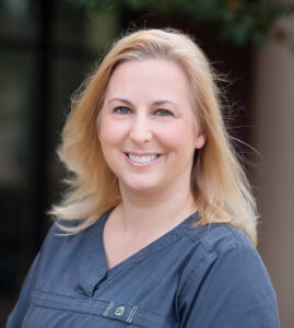 Photo of Jennifer Czerney, Dental Hygienist at the Carolina Center for Comprehensive Dentistry.